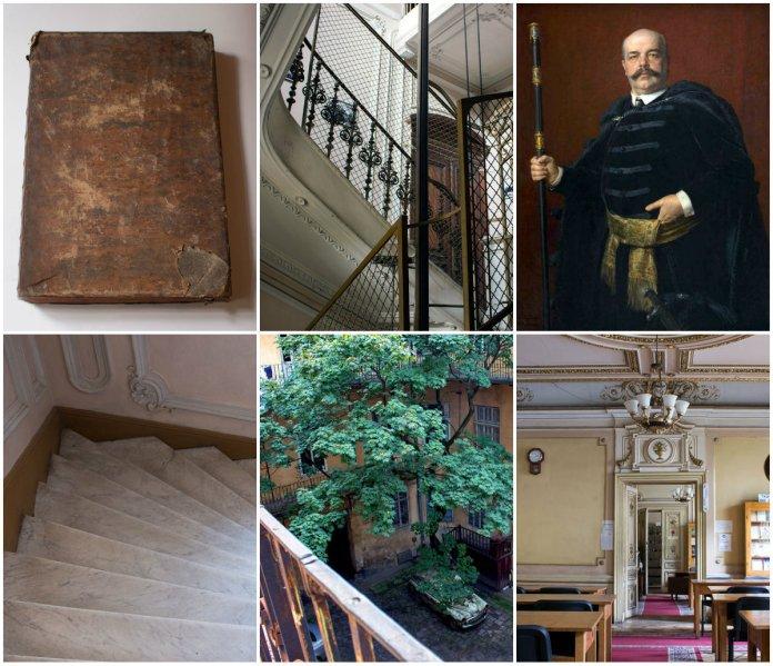 7 цікавих фактів про бібліотеку Львівського національного медичного університету