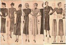 Тенденції осінньої львівської моди 1937 року