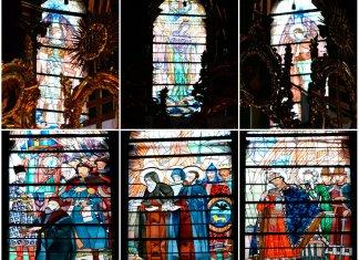Вітражі Петра Холодного в Успенській церкві – витвори, що єднають стилі, епохи та покоління