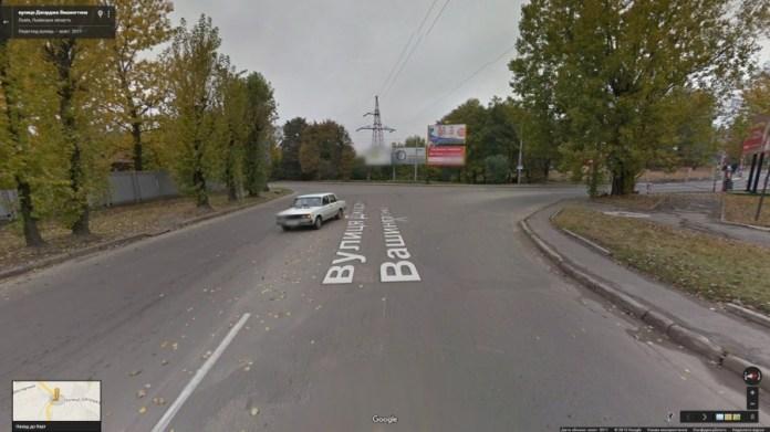 На перехресті Зелена Дж. Вашингтона ще немає кільця