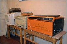 Зал «Початок комп'ютеризації друкарського виробництва»