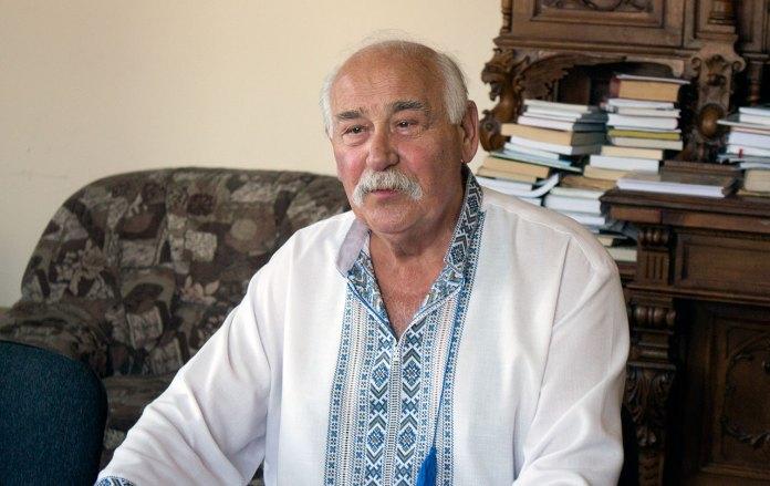 Художній керівник театру Федір Миколайович Стригун