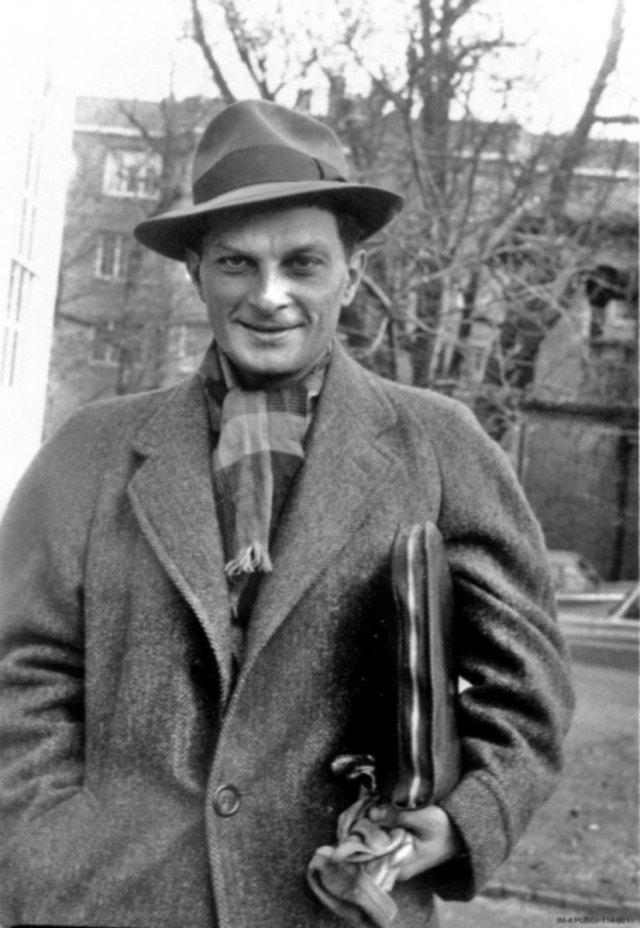 Станіслав Улам, Львів, 13 квітня 1909 року
