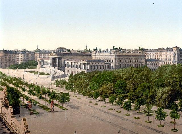 Райхсрат – парламент Австро-Угорщини.