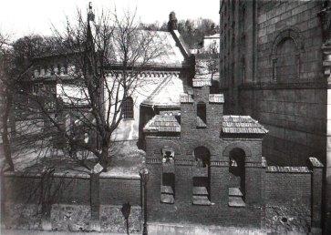 1. Дзвіниця Костелу Св. Івана Хрестителя, 1917 рік