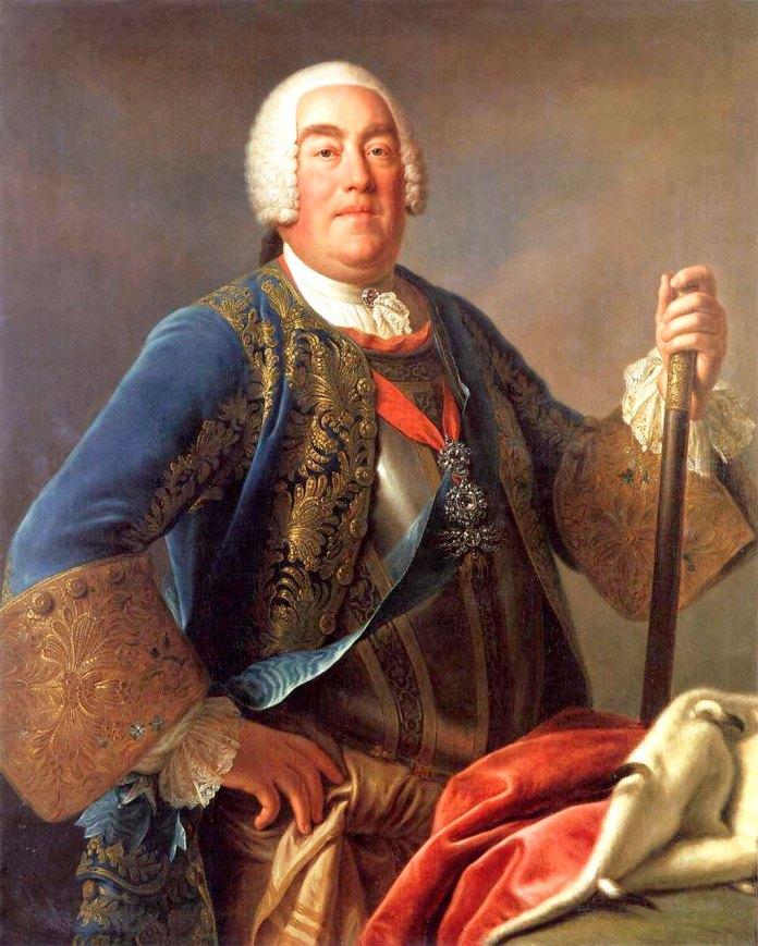 А́вгуст III Фрідріх — курфюрст Саксонії та король Польщі, Великий князь Литовський і Руський, син та наступник Августа ІІ