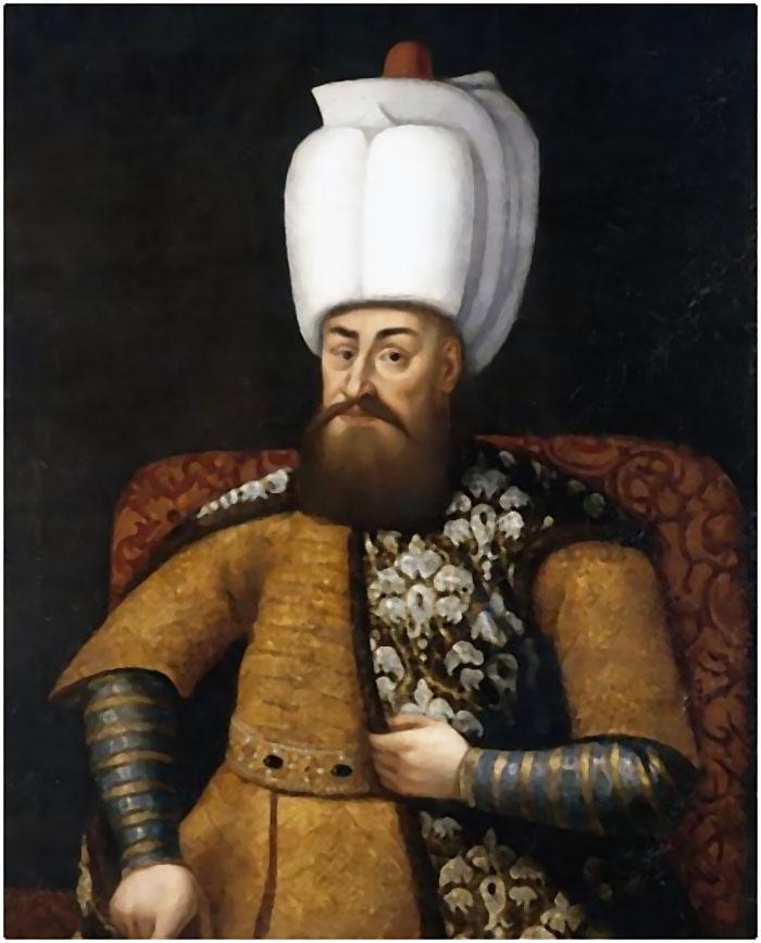 Султани Османської імперії Мурад ІІІ
