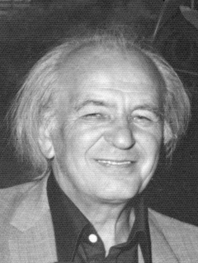 Михайло Кміт періоду зрілої творчості. Фото з сайту en.wikipedia.org