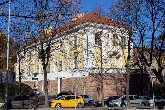 Інститут досліджень бібліотечних мистецьких ресурсів (бібліотека Баворовських), сучасний вигляд, фото 2015 року