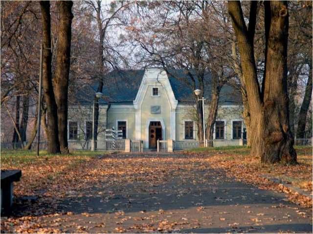 Літературно-меморіальний музей Т. Г. Шевченка