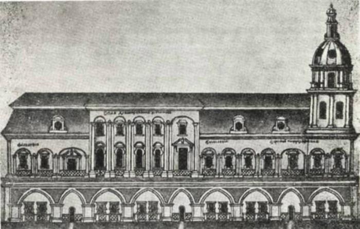 Києво-могилянський колегіум в часи Стефана (Яворського)