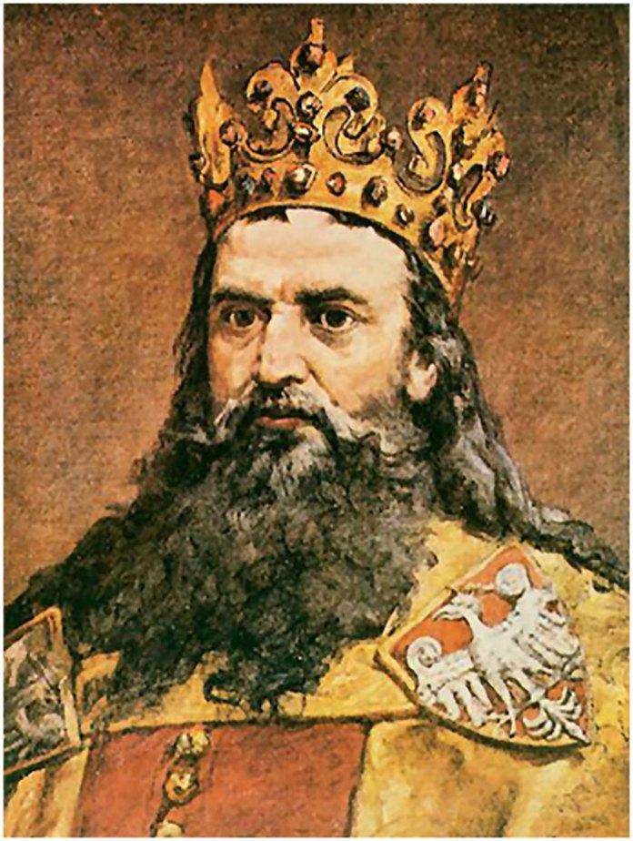 Засновник першого монетного двору Львова Казимир ІІІ Великий