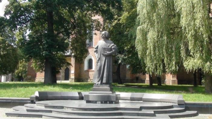 Пам'ятник Юрію Дрогобичу, м. Дрогобич