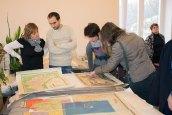 Екскурсія для учасників семінару в реставраційні майстерні