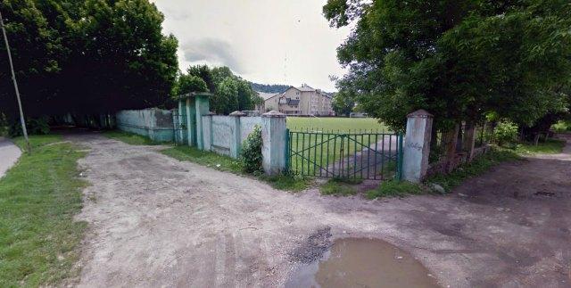 Львів, стадіон біля вулиці Східної. Сучасний вигляд