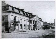 «Сокіл» в приміщенні Казино Гехта (сучасна вул. Січових Стрільців) (фото Юзеф Едер 1870 рік)