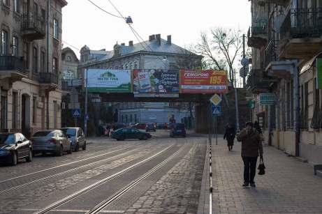 Вулиця Замарстинівська, 2015 рік