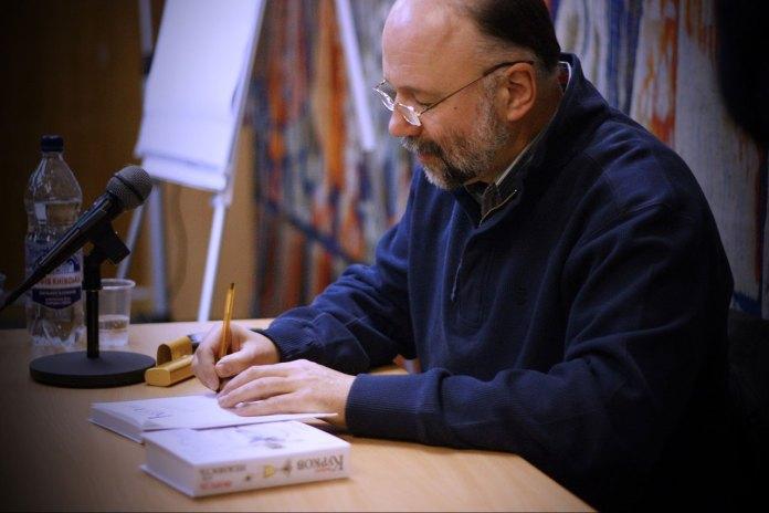 Андрій Курков, фото Аліна Карбан, sumno.com