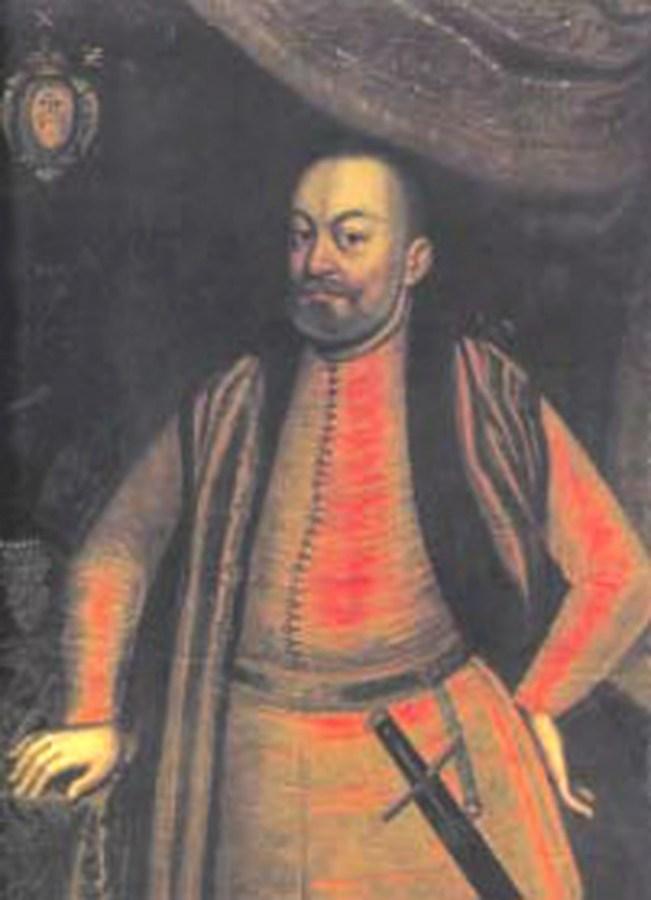 Князь Єжи Збаразький