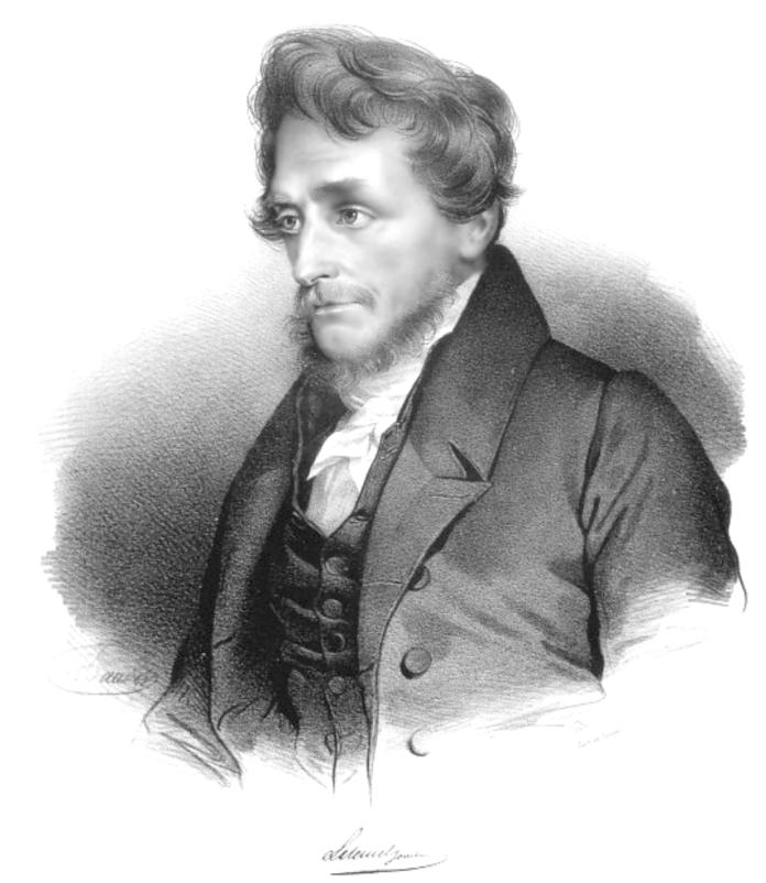 Польський історик та політичний діяч Йоахим Лелевель