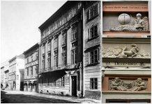 Будинок господарства, вітрів і бога Сатурна, або кам'яниця «Пір року» на вулиці Вірменській
