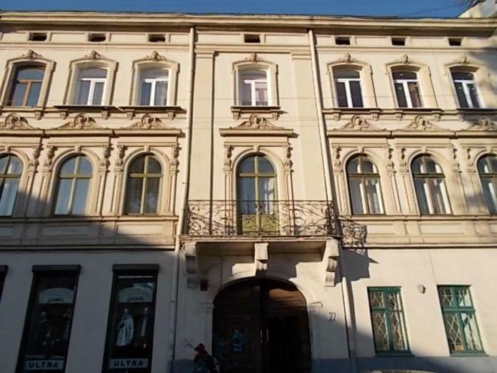 Будинок на вулиці Коперника, 22. Фото Євгена Гулюка.