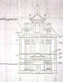 Фасад Костелу Усіх Святих у Годовиці