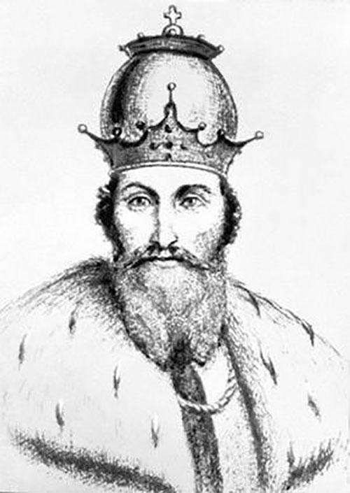 Король Данило Галицький