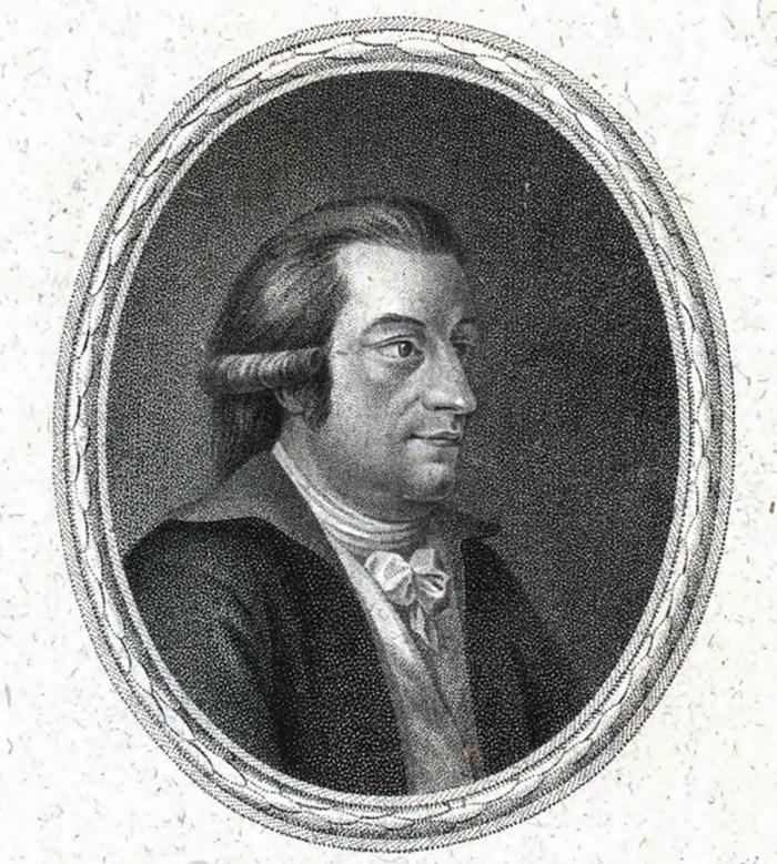 Франц Ксавер фон Цах