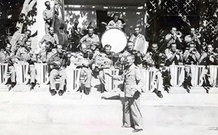 Виступ «Теа-джазу» у Тегерані