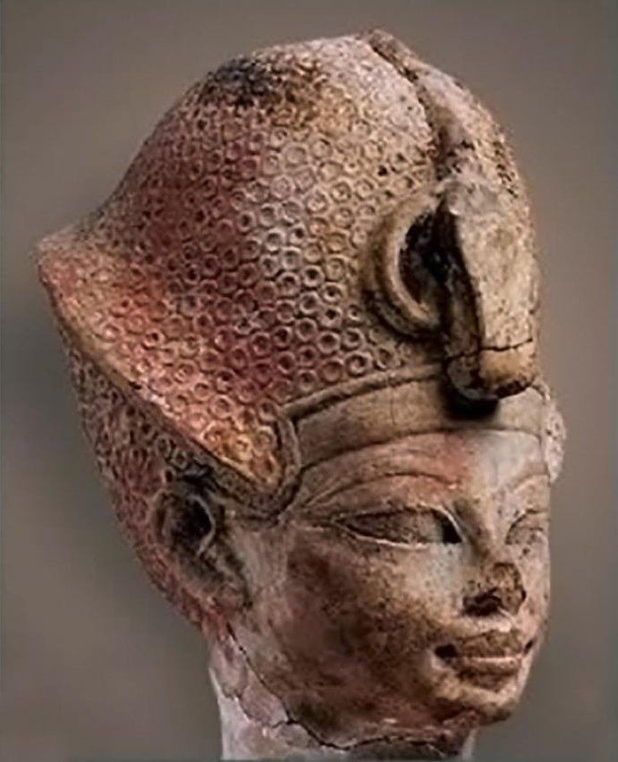 Фараон Аменхотеп III (1388—1353/1351 до н. е.)