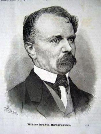 Граф Віктор Баворовський