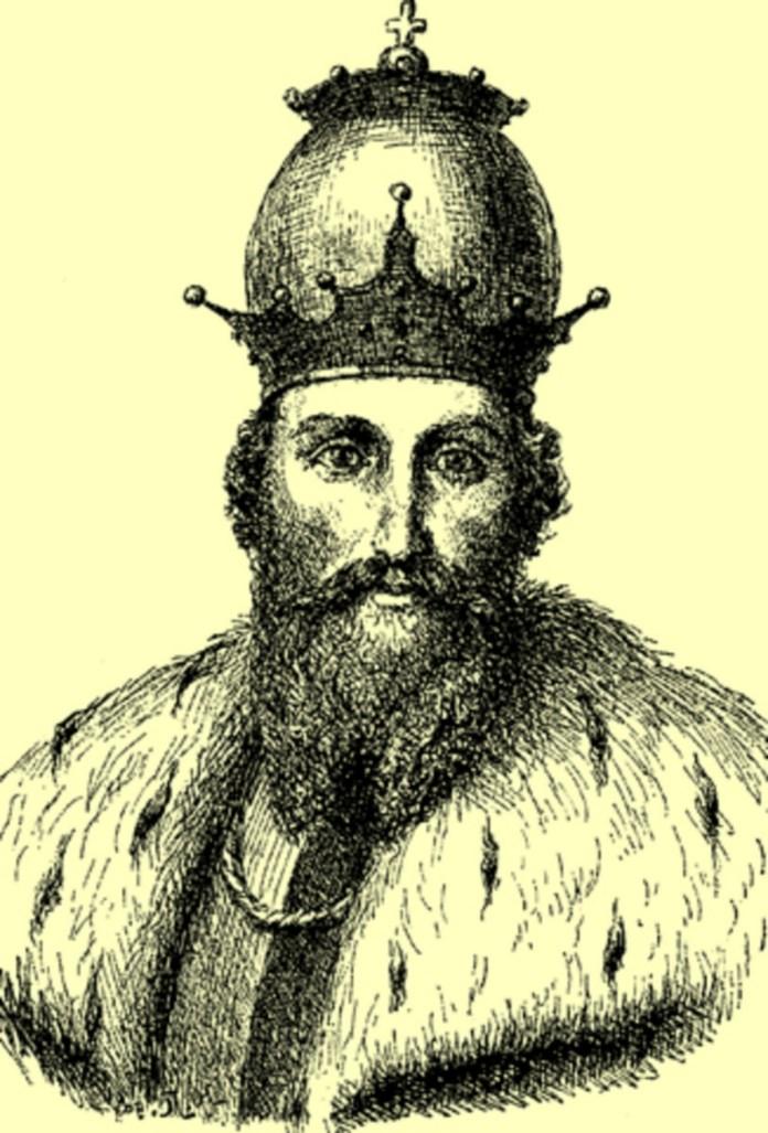 Король Русі Данило Романович. Фото з www.uamodna.com