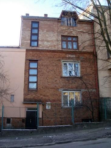 Будинок по вулиці Цегельського, 18, 2015 рік