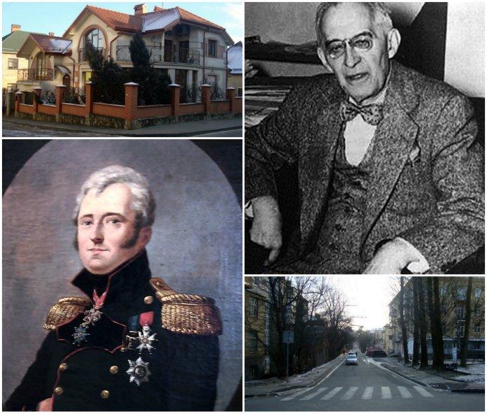 Вулиця, куди приїжджав Президент України, або де жив викладач хінді
