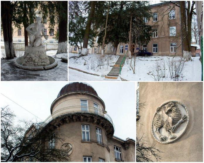 Львівська вулиця, будинки якої починаються з 20 номера