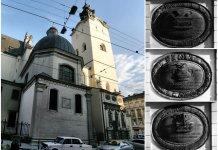 «Тіло ж його – Левова має земля»: «забуті» написи однієї усипальниці італійців у центрі Львова