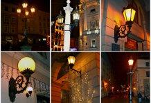 Львів - місто давніх ліхтарів