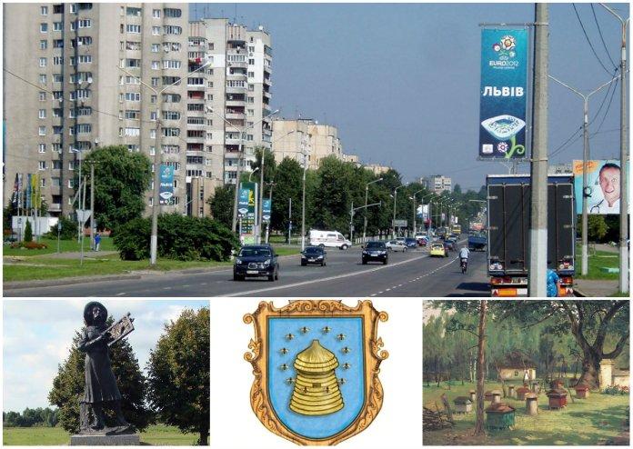 Львівські пасіки, або найсолодша частина Львова