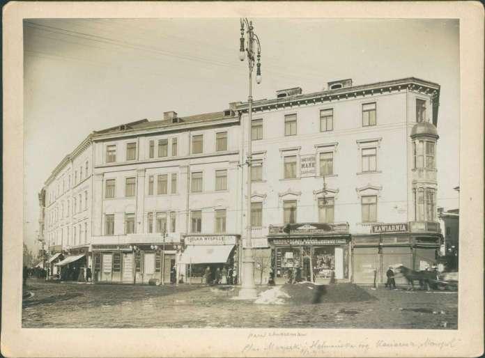"""Будинок Понінського, в якому протягом 1902 – 1912 років діяла кав'ярня """"Монополь"""""""