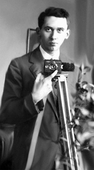Ю. Дорош, друга половина 1920-х рр. (взято зі сайту http://esu.com.ua)