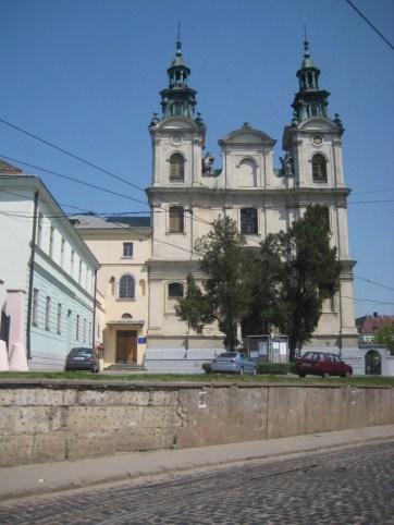 Костел Марії Магдалини (органний зал). Сучасний вигляд