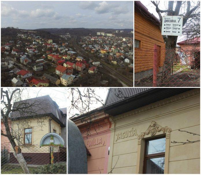 Дронографія Львова: За Тором від Варшавської та вілла