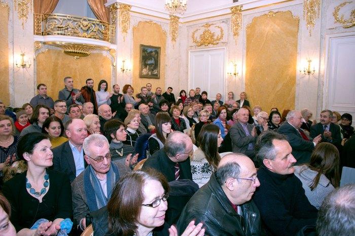 Презентація Каталогу польських та з Польщею пов'язаних плакет, медальйонів і медалей Львівської національної галереї мистецтв ім. Б. Г. Возницького.