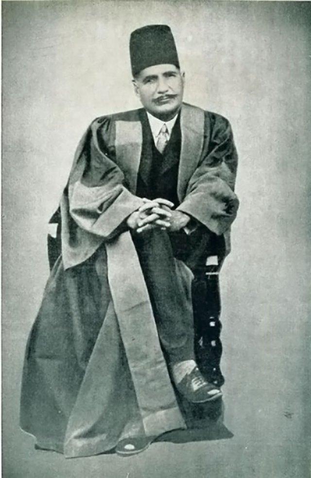 Мухаммад Ікбаль – поет й ідеолог пакистанської державності