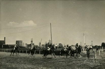 Другий за рахунком іподром на Персенківці. Фото 1950-1960 рр.