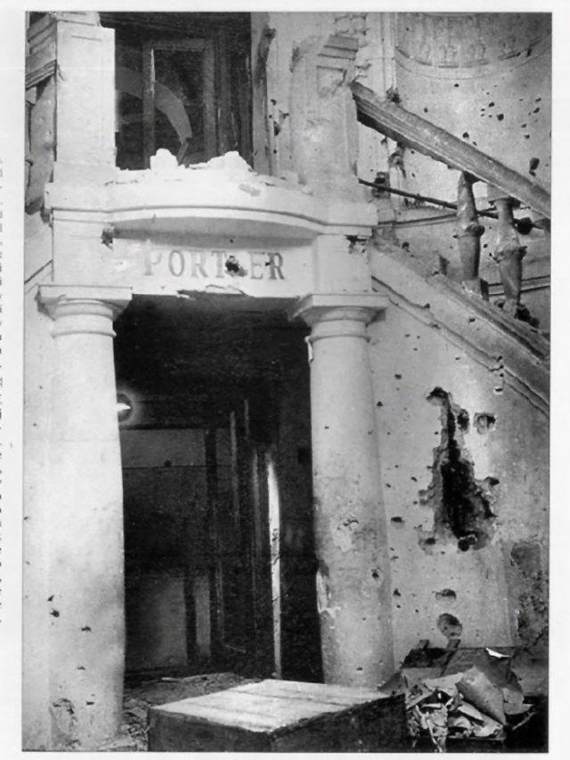 Палац Голуховських. Фото 1918р (власність фото Котлобулатова І.)
