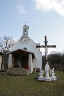 Колишній костел вірменських бенедиктинок на Погулянці. Сучасне фото