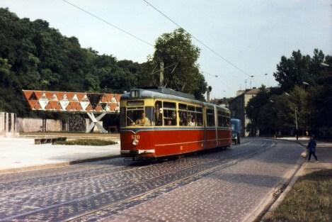 Вулиця Вітовського в 1970-1980 роках. Фото 1970-1980 рр.