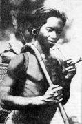Дикий мой з далеких гір, Аннам (Центральний В'єтнам; сучасна назва –Чунгбо), друга половина 1930-х рр. (фото С. Яблонської)